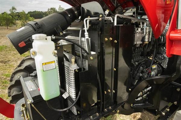 Branson K78C Tractor -engine -1914
