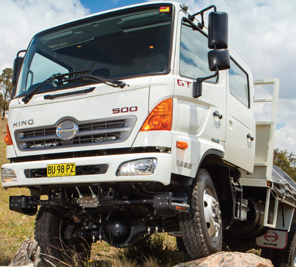 Hino -500-series -GT,-truck ,-review ,-ATN