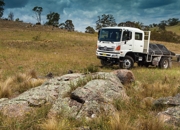 Hino -500-series -GT,-truck ,-review ,-ATN4