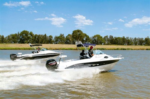 Two-stroke vs four-stroke Mercury outboards