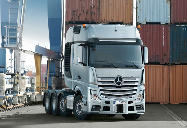 Mercedes -Benz ,-Actros -SLT,-truck ,-review ,-ATN2