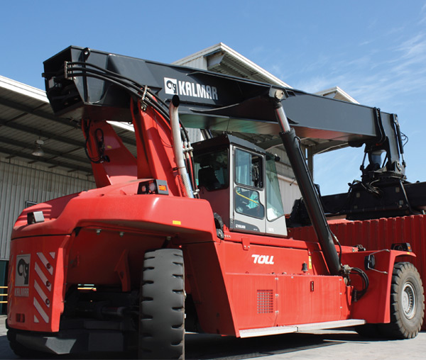 Kalmar -DRF450,-reach -stacker ,-review ,-ATN