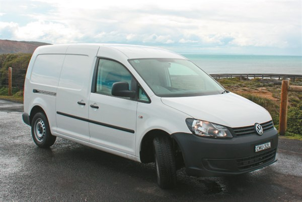 Volkswagen -Caddy ,-Maxi .-van ,-review ,-ATN4
