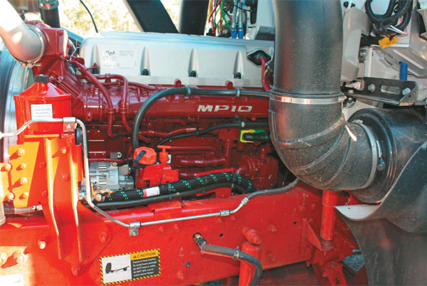 Mack ,-MP10,-Super -Liner ,-truck ,-review ,-ATN
