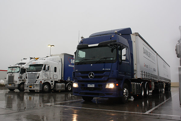 Mercedes -Benz ,-Actros ,-2660LS,-truck ,-review ,-ATN7