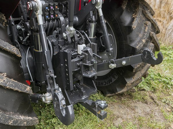 Mc Cormick X7.660 Tractor -linkage And Hydraulics