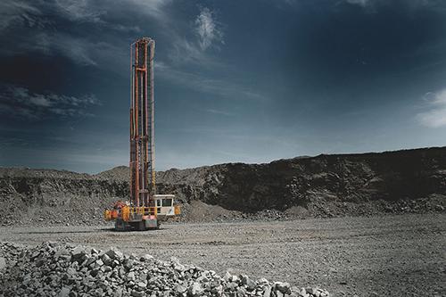 Sandvik -DR461i -mining -drill -rig -body