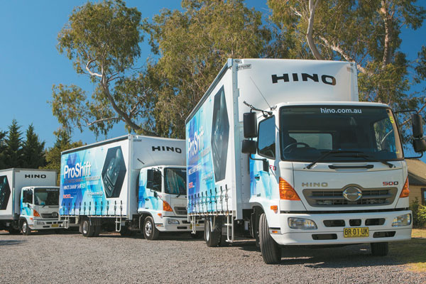 Hino ,-500-series ,-FD,-FC,-Pro Shift -6-transmission ,-review ,-ATN3