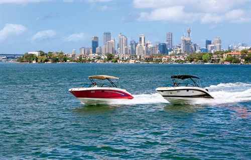 Sea Ray Sundeck 270 boats