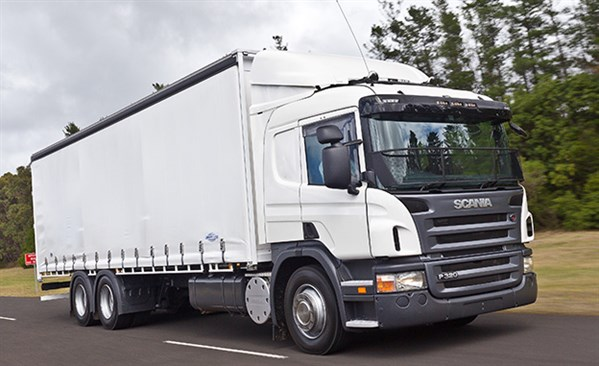 Scania P320 truck | Review