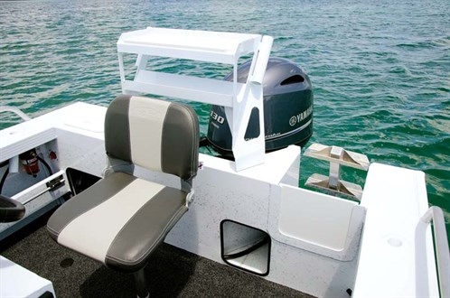 Sea Jay 5.6 Striker with 130 hp Yamaha