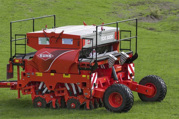 Kuhn SDE 3000 Seed Drill