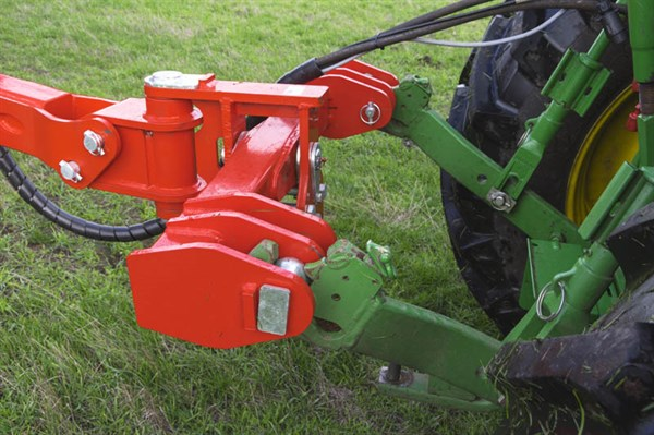 Kuhn SDE 3000 Seed Drill -double Hitch _3761