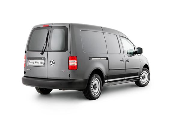 Volkswagen -Caddy ,-4Motion ,-van ,-review ,-ATN2