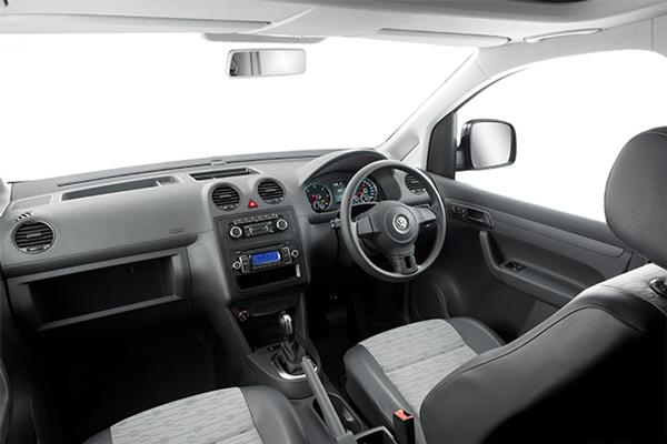 Volkswagen -Caddy ,-4Motion ,-van ,-review ,-ATN3