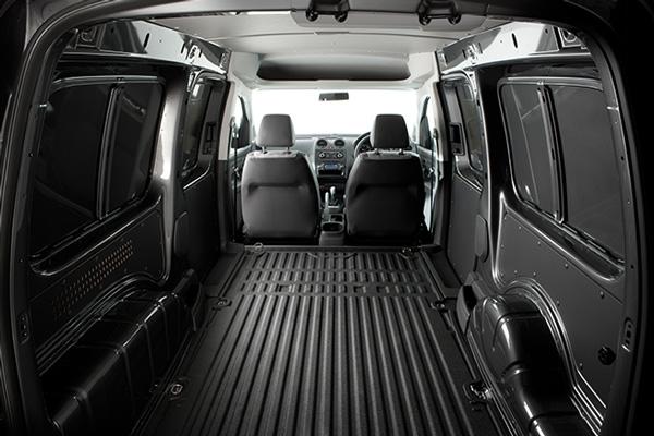 Volkswagen -Caddy ,-4Motion ,-van ,-review ,-ATN4