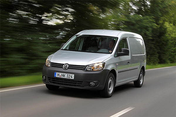 Volkswagen -Caddy ,-4Motion ,-van ,-review ,-ATN