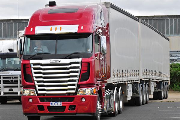 Freightliner ,-Argosy ,-review ,-truck ,-ATN