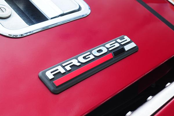Freightliner ,-Argosy ,-review ,-truck ,-ATN4