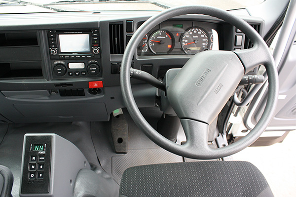 Isuzu ,-UD,-PK17-Condor ,-FVR-1000,-truck ,-review ,-ATN3