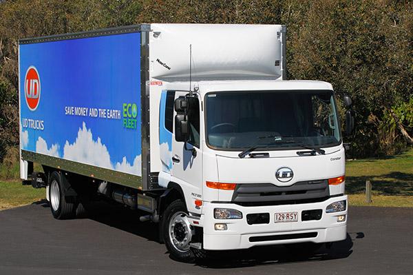 Isuzu ,-UD,-PK17-Condor ,-FVR-1000,-truck ,-review ,-ATN6