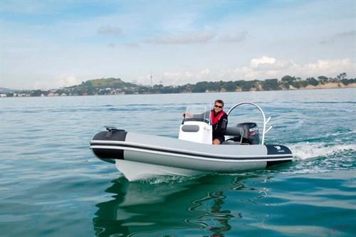 Cormorant 550 RIB