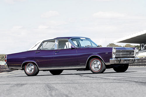 Falcon -ZD-Fairlane -500