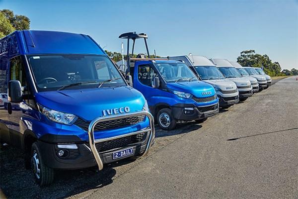Iveco Daily van range | Review