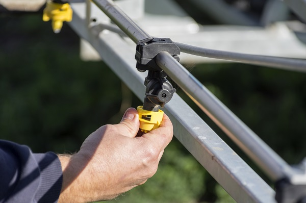 Spraying Tips Nozzle Selection