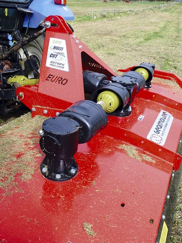 Fieldmaster Euro GMM-300-0952-gearbox