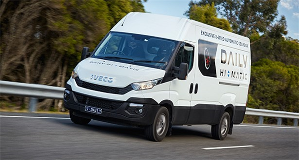 Iveco Daily 2, ATN