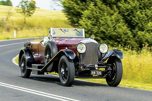 Bentley -500