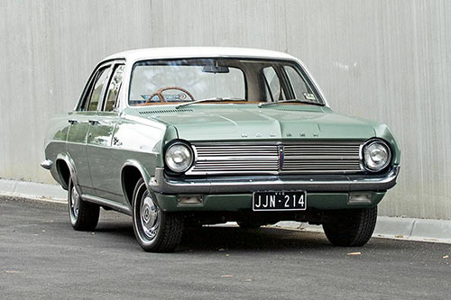 Holden -HR-premier -500