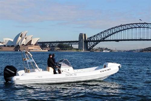 SACS Sport 780 in Sydney