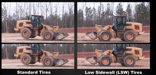 Titan LSW Tires