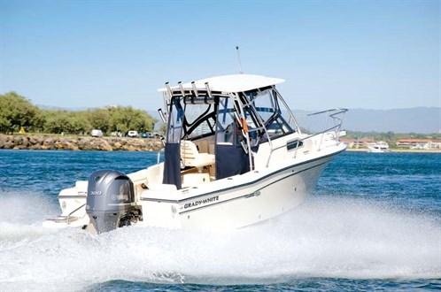 Grady-White 226 with 300 hp Yamaha
