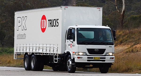 UD-Trucks ,-PK-10,-Automatic ,-review ,-ATN4