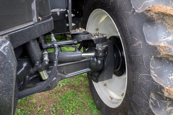 Terraglide Front Axle