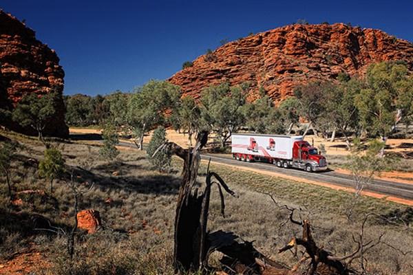 Kenworth ,T403,T409,T609,K200,-truck ,-Alice -Springs ,-ATN6