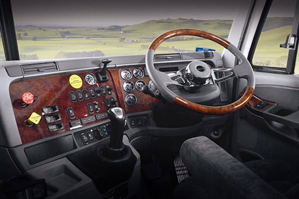 Freightliner -Argosy -Evolution ,-truck ,-review ,-ATN2