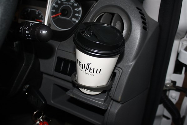 Iveco Daily Interior Cup Holder