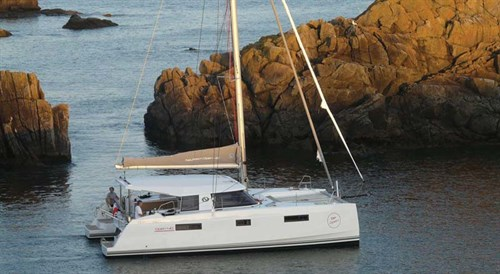 Bavaria Open 40 sailboat