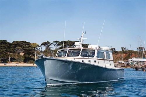 Corsair boats