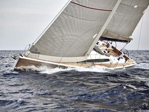 Dehler 46 sail boat