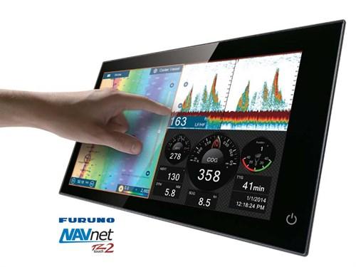 Furuno TZT2 marine electronics