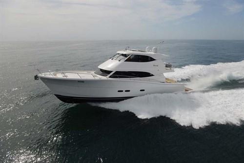 Maritimo M65 motor yacht