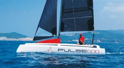 Corsair Pulse 600 sailing yacht