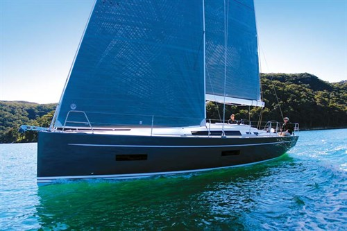 Solaris ONE 42 sailing yacht