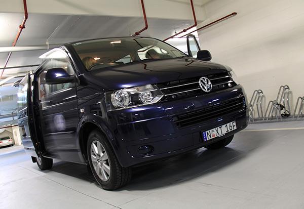 Volkswagen Transporter van | Review