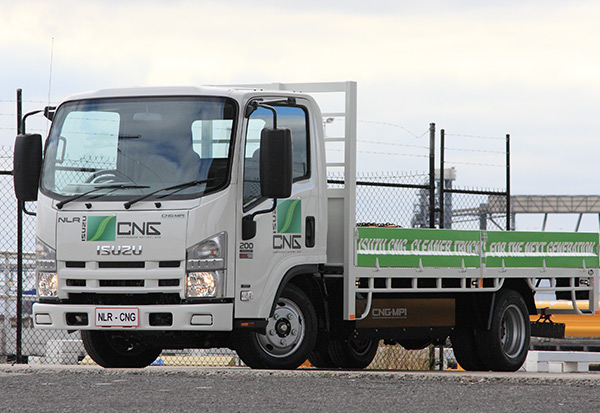 Isuzu ,-CNG,-truck ,-review ,-ATN5